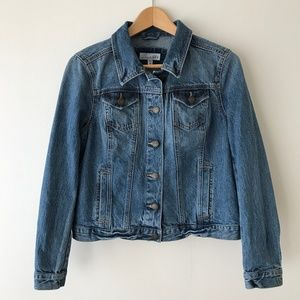 Ann Taylor LOFT Women's Denim Jacket